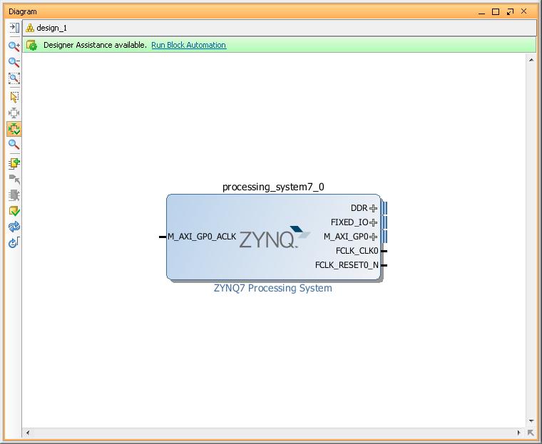 Zynq I2c Example