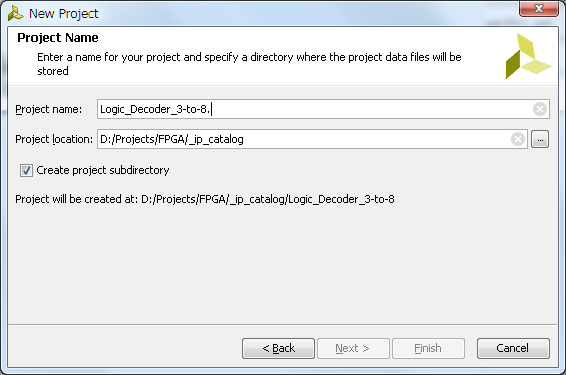 Howto create and package IP using Xilinx Vivado 2014 1 – d9